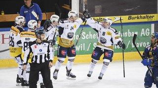 Hockey: Davos s'incline contre Ambri