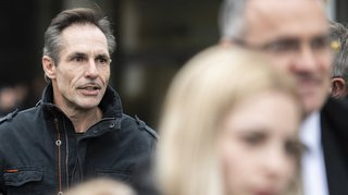 Violence conjugale: le funambule Freddy Nock condamné à deux ans et demi de prison