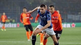Football – Ligue des champions: qualification historique de l'Atalanta pour les 8es de finale