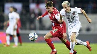 Football: Yannick Cotter peut rêver de la série A