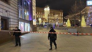 Tirs près du siège des services secrets russes à Moscou: 1 mort, le tireur «neutralisé»
