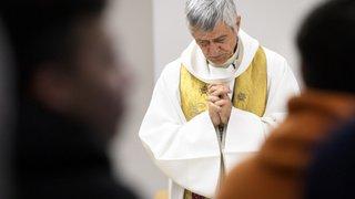 Une première messe pour Mgr Jean-Marie Lovey à Pramont