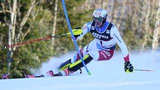Ski alpin: Ramon Zenhäusern termine deuxième du slalom de Zagreb