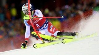 Ski alpin: le Valaisan Daniel Yule remporte le slalom de Madonna di Campiglio! Le Genevois Tanguy Nef 6e