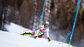 Ski alpin: Wendy Holdener 5e après la première manche du slalom de Flachau