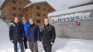 Zinal: 500 lits touristiques supplémentaires avec l'ouverture de la résidence SwissPeak