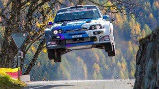 Ken Block, star mondiale du sport auto, n'a pas oublié son passage sur le Rallye international du Valais