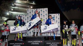 Les as du cirque blanc présents au slalom nocturne de Crans-Montana