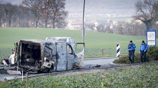 Convoi de fonds: le canton de Vaud réagit