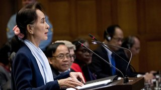 Aung San Suu Kyi  réfute tout génocide