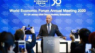 Trump et Thunberg montent à Davos