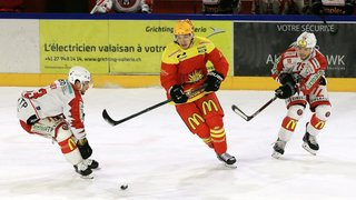 Hockey: Sierre négocie bien son deuxième virage et domine Winterthour