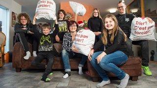 4 sacs poubelles en 365 jours, la famille Moret a relevé le défi