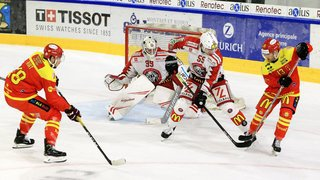 Hockey: Sierre est le mauvais élève des confrontations directes