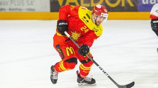 Hockey: deux Valaisans figurent dans la sélection nationale junior en vue des Mondiaux
