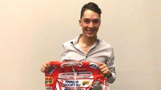 Cyclisme: l'équipe Androni de Simon Pellaud invitée au Giro