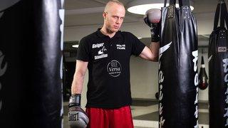 Benoît Huber: «Il me reste deux ou trois ans pour aller au bout de mes rêves dans la boxe»