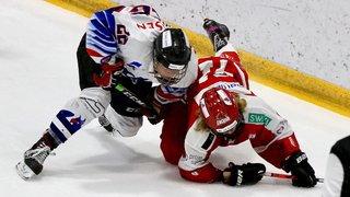 Hockey sur glace: gare aux commotions cérébrales