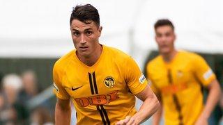 Football: le nouveau départ de Vincent Sierro
