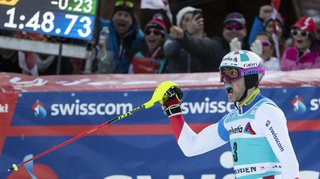 Ski alpin: Didier Plaschy et Pirmin Zurbriggen saluent leurs successeurs en slalom spécial