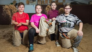 Lutte suisse: quatre filles se lancent dans la sciure au club de Charrat Fully