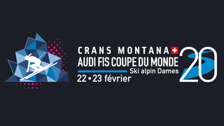 Audi FIS Coupe du Monde de ski alpin Dames 2020