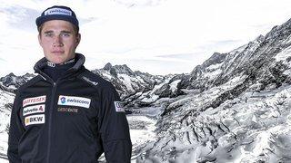 Le skieur martignerain Arnaud Boisset prêt à faire le grand saut en Coupe du monde