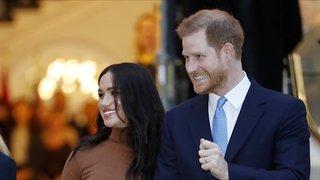 Retrait de Harry et Meghan: la reine Elisabeth II accorde une «période de transition»