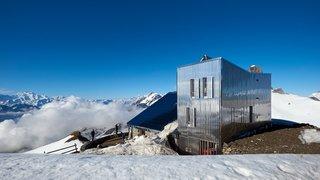 Architectes, envoyez vos réalisations alpines pionnières