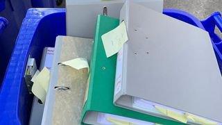Etat du Valais: des documents abandonnés dénoncés par Me Fanti