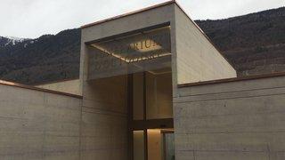 Offert par Léonard Gianadda, le funérarium d'Octodure a été inauguré vendredi