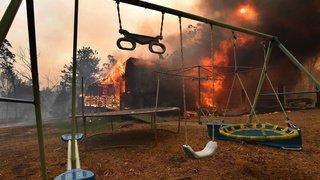 Incendies en Australie: deux Valaisans racontent le brasier