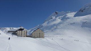 La région du Grand-Saint-Bernard mise gros sur la randonnée à skis
