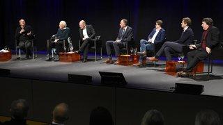 Entretiens de Verbier: les défis de l'intelligence artificielle discutés au Châble