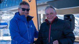 Grimentz-Zinal: le nouveau télésiège du Col du Pouce inauguré samedi