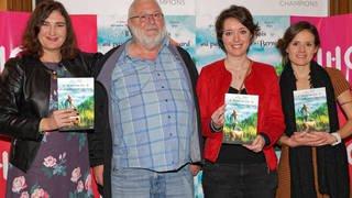 Un livre de fiction pour mettre en valeur les richesses touristiques du Pays du Saint-Bernard