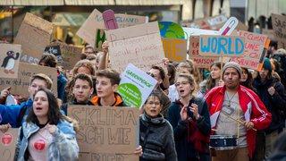Rétro 2019 (3/4): le souffle du mouvement climatique a-t-il changé le Valais?