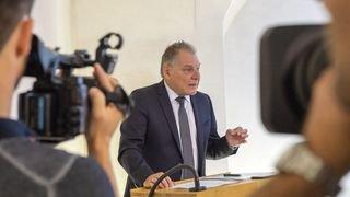 UDC et PLR demandent que Jacques Melly soit provisoirement dessaisi, notamment du Service de l'environnement