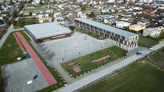 Vétroz: un Conseil général divisé, un vote serré puis un feu vert pour agrandir l'école de Bresse