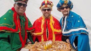 Les Rois mages font leur tournée en Valais