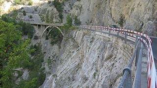 Le Valais a un sérieux problème avec ses routes