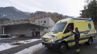 Entremont et Gampel: des super sauveteurs plutôt qu'une ambulance de nuit