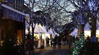 Vous aimez les marchés de Noël? Notre sélection pour cette fin de semaine
