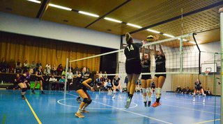 Fully, Rhône Volley et Martigny rentrent bredouilles de leur week-end