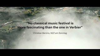 Le Verbier festival en images