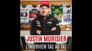 Le tac au tac de Justin Murisier, skieur de Coupe du monde