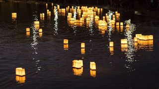 Fully: plus de 700 lampions vont être lâchés sur le canal entre le Petit-Pont et le stade de Charnot