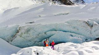 Des activités pour ne pas rester de glace