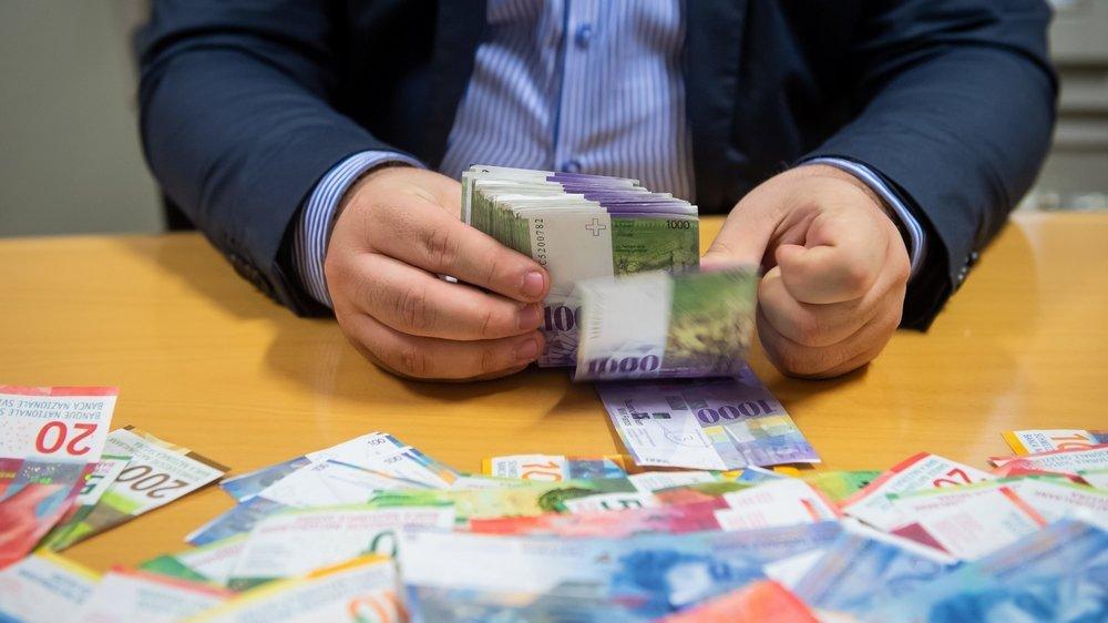 Les frais de personnel de l'Etat du Valais représentent un montant d'un milliard par an.