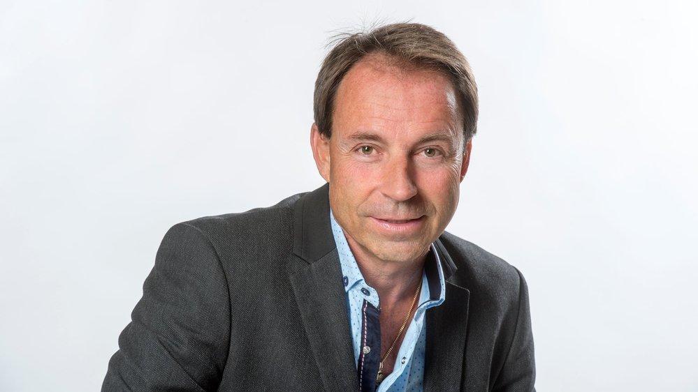 Christophe Spahr, responsable des sports au Nouvelliste.